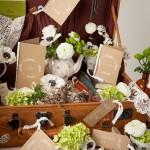 Natürliche Papeterie für DIY-Brautpaare