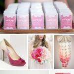 Hochzeitstrends 2013 – Teil 5: Farbverlauf