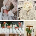 Hochzeitstrend 2013 – Teil 4: Spitze