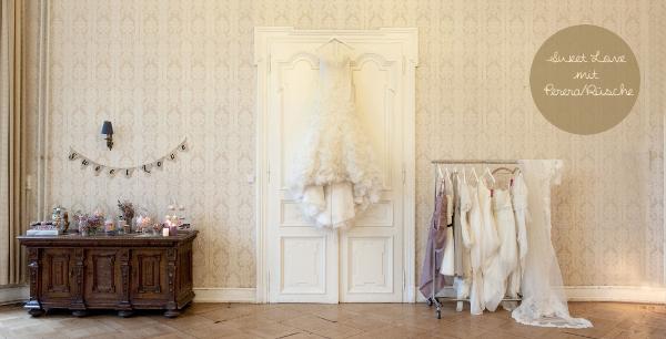 Perera/Rüsche Brautkollektion 2013 vintage