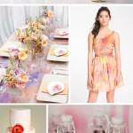 Hochzeitstrends 2013 – Teil 2: Wasserfarben