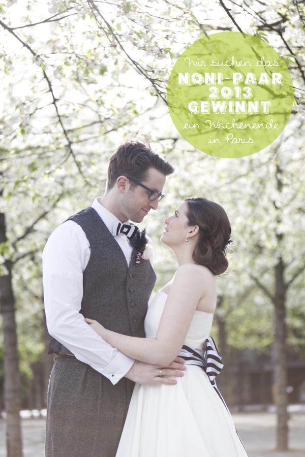 Verrückt nach Hochzeit sucht das Noni-Paar 2013