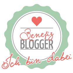 Die Benefiz-Blogger - ich bin dabei