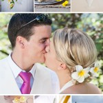 Frangipani-Blüten für deine Hochzeit