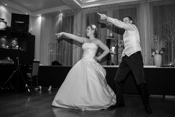 Brauttanz, Hochzeit gestaltet von Irina Thiessen und Katharina Sparwasse