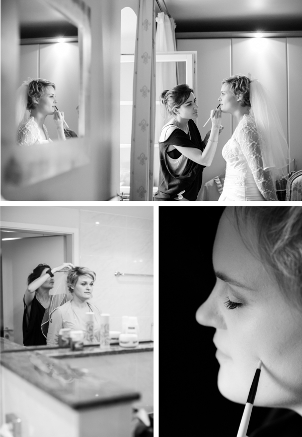 Hochzeit in Koralle von Irina Thiessen und Katharina Sparwasser