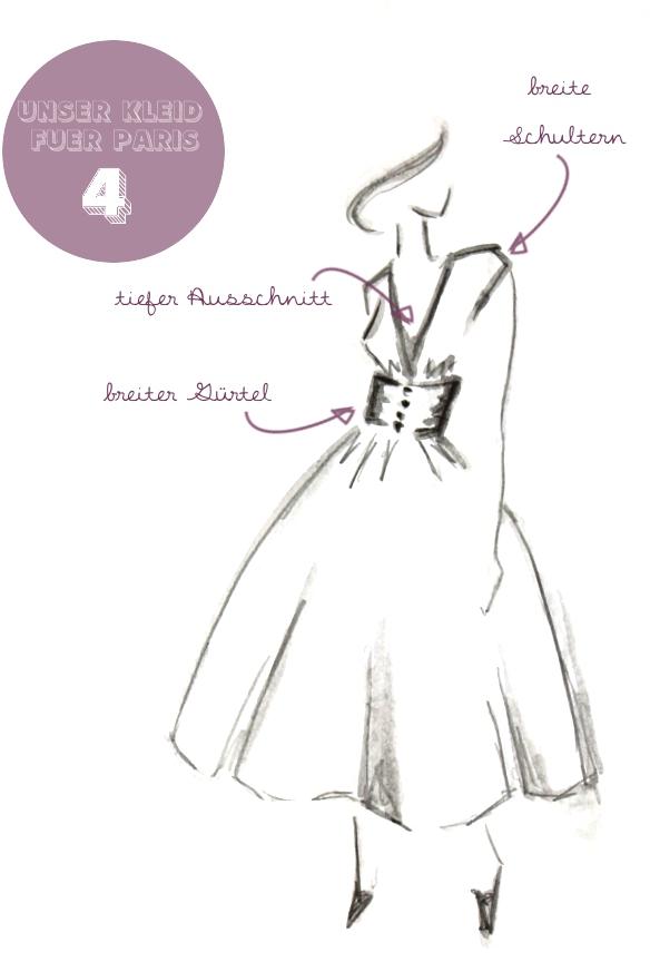 Eure Wahl - Unser Kleid für Paris - Verrückt nach Hochzeit
