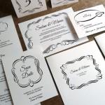 Sammel dein Set – Hochzeitspapeterie von e.m.papers