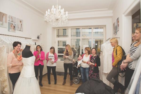 German Wedding Blog Meetup in München - zu Besuch bei Natascha Wiebking