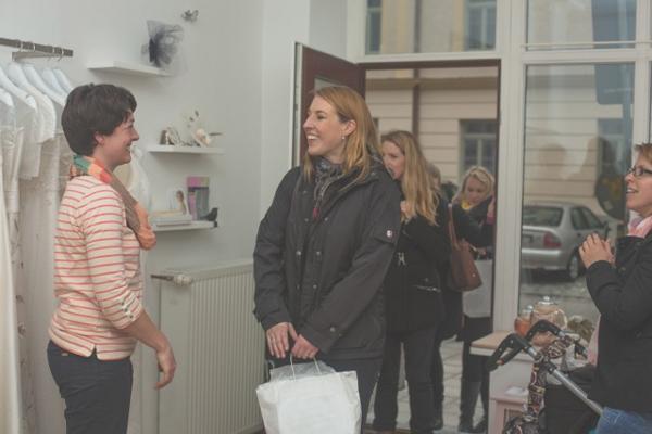 German Wedding Blogger Treffen in München - Zu Besuch bei Natascha Wiebking