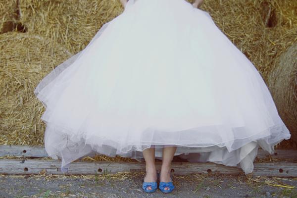 Hochzeitsfoto einer DIY Hochzeit im Vintage Stil im Sauerland von Gasoline Photography