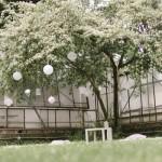 Martina & Raphael – Gartenhochzeit ganz in weiß