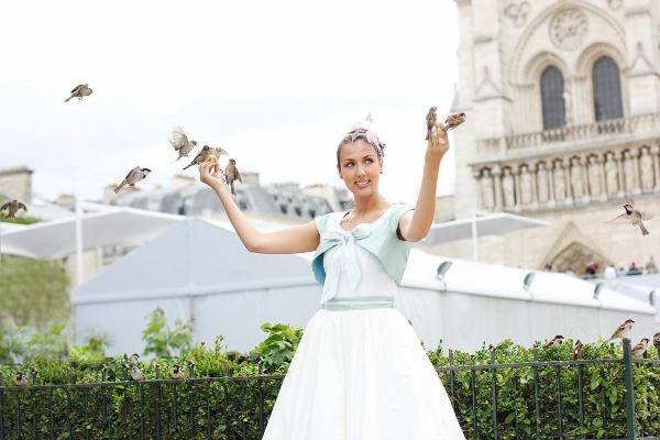 Mit Noni in Paris _die Spatzen von Notre Dame