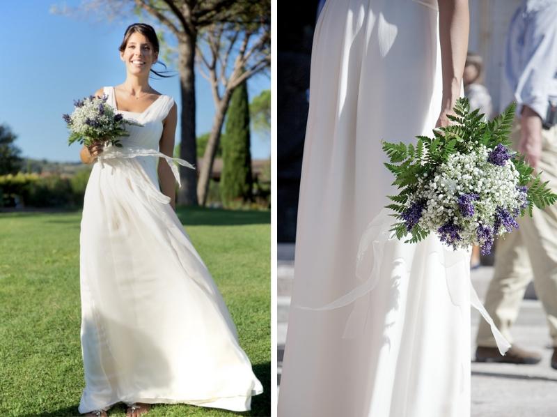 Verrückt nach Hochzeit: Hochzeit  in Italien: Feiern am Pool (Foto: Rossini Photography)