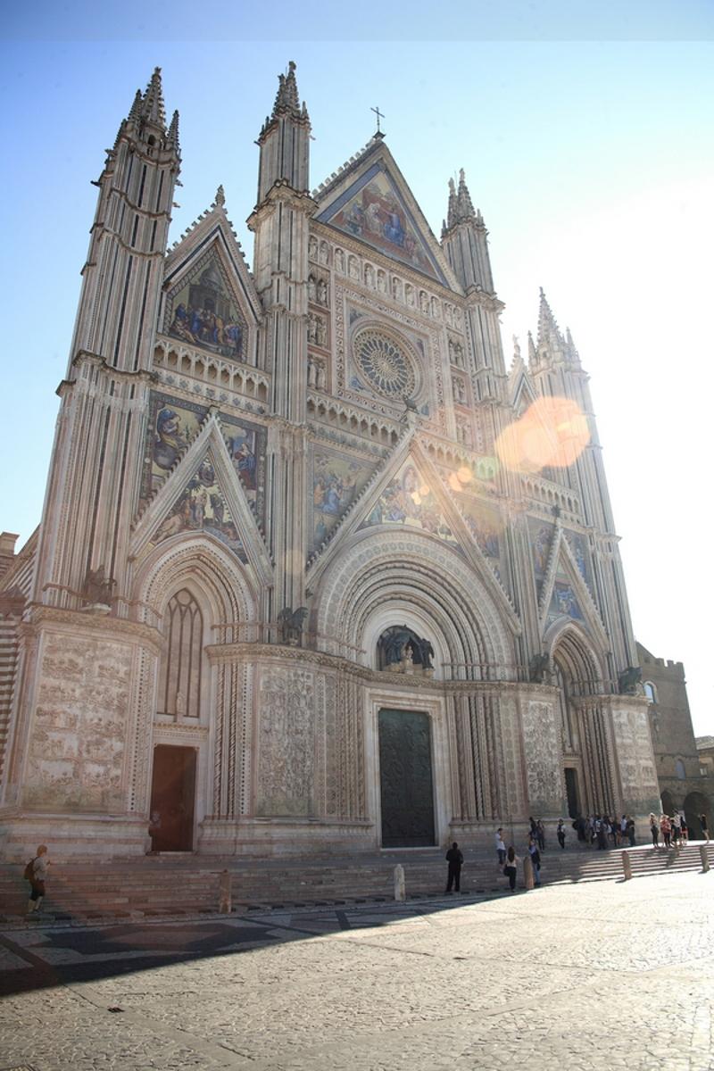 Verrueckt nach Hochzeit: Hochzeit in Italien: Kirche (Foto: Rossini Photography)