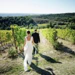 Paola & Stefano – Hochzeit in italienischen Weinbergen