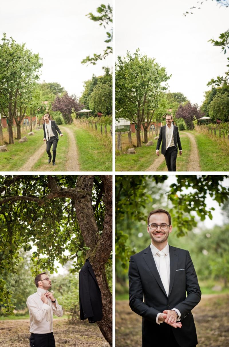 Hochzeit aus dem wahren Leben auf Verrückt nach Hochzeit: DIY Hochzeit in Hamburg von Kathrin Stahl - Bräutigam
