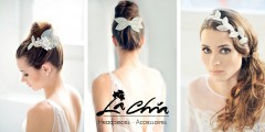 La Chia Haarschmuck für Bräute