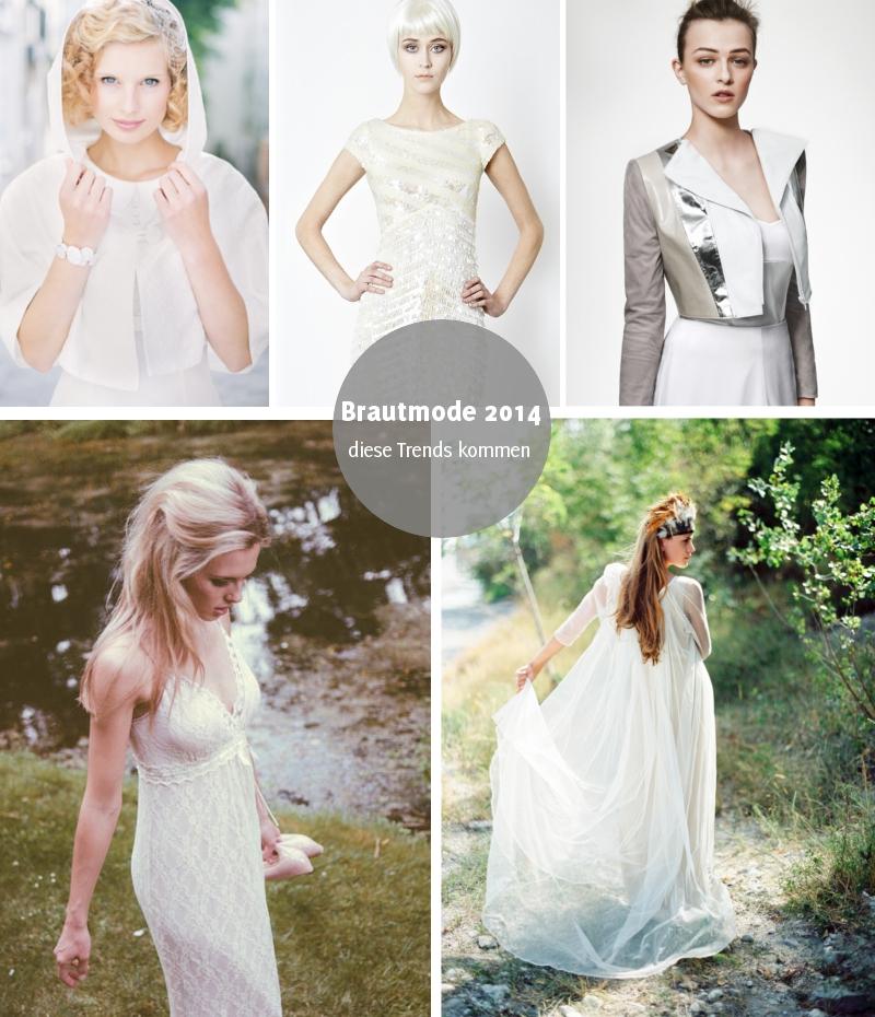 Brautmode 2014: diese Trends kommen von noni, Talbot Runhof, Ambacher Vidic, küssdiebraut, Elfenkleid