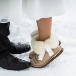 Franzi & Martin: Studenten-Hochzeit im Schnee