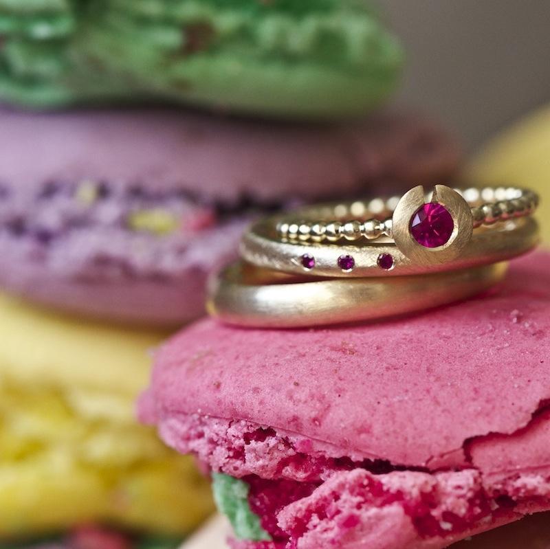 Verlobungsringe von Michaela Roemer / Verrueckt nach Hochzeit