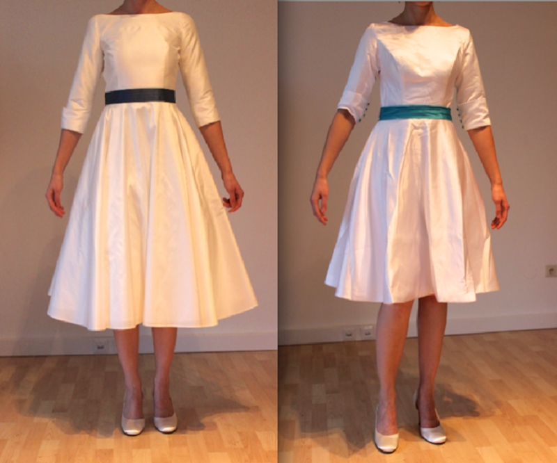 Verrueckt nach Hochzeit: deutsche Brautkleid-Designer fürchten Produktpiraten