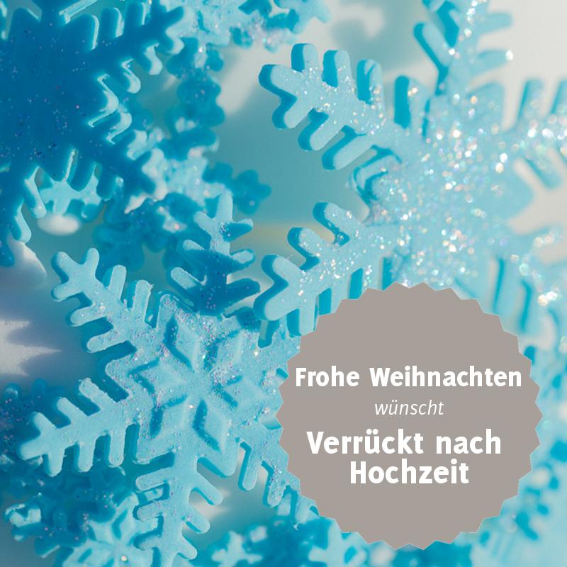 VnH wuenscht frohe Weihnachten // Billd: Weddingmemories