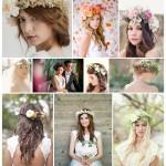 Die verrücktesten Hochzeitstrends 2014 – Nr.1: Blütenkronen