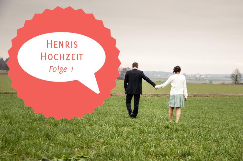 Henris Hochzeit - Folge 1: ne gute Party | Verrueckt nach Hochzeit