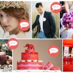 Die verrücktesten Hochzeits-Trends 2014 – was wir nächstes Jahr öfter sehen möchten