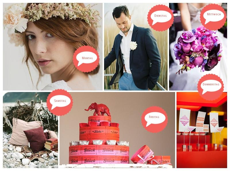 Hochzeits-Trends 2014 auf Verrückt nach Hochzeit