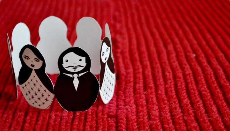 Freebie: Caketopper von Carte Royale  | Verrueckt nach Hochzeit