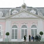 Hochzeitsmesse auf Schloss Benrath