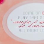 Freebie für eure Party – Musik-Wunschzettel im Aquarell-Design von WeddingEve