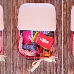 Hochzeitsidee: Erste-Hilfe-Koffer für Very Important Brides