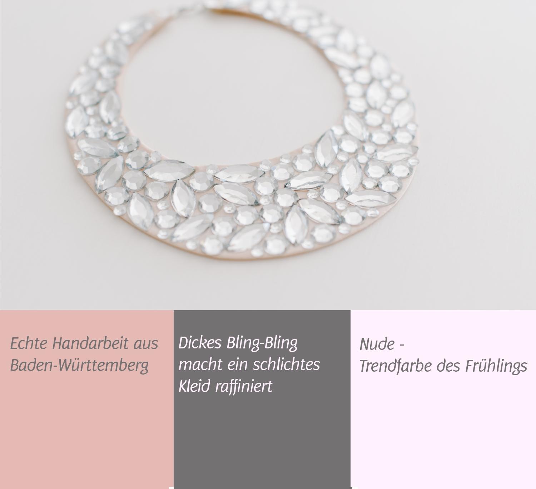 3 Gruende fuer Brautschmuck von Sina Fischer | Verrueckt nach Hochzeit
