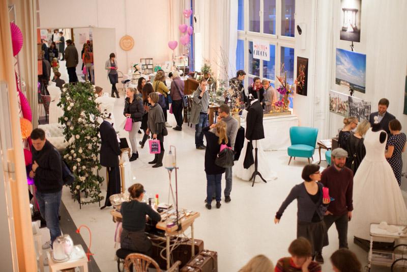 Verruecktnachhochzeit - Love Circus Bash 2014 Hochzeitsmesse in Berlin