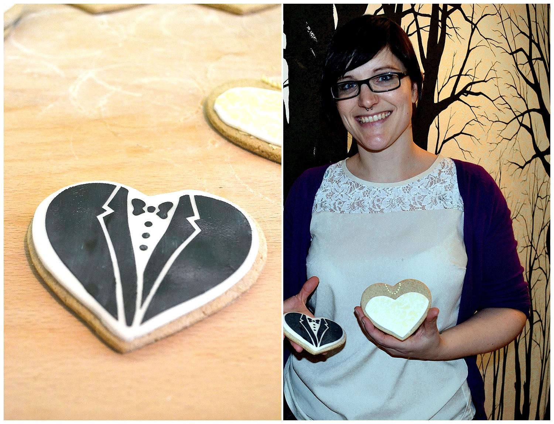 Lernen von den Besten - Kekse als Gastgeschenke für die Hochzeit von Home is Where the Törtchen is | Verrueckt nach Hochzeit