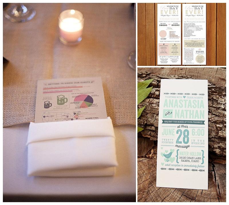 Verrueckt nach Hochzeit: 5 Dinge, die Hochzeiten lustiger machen - Infografiken