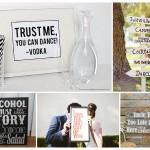 5 Sachen, die eure Hochzeitsfeier lustig machen