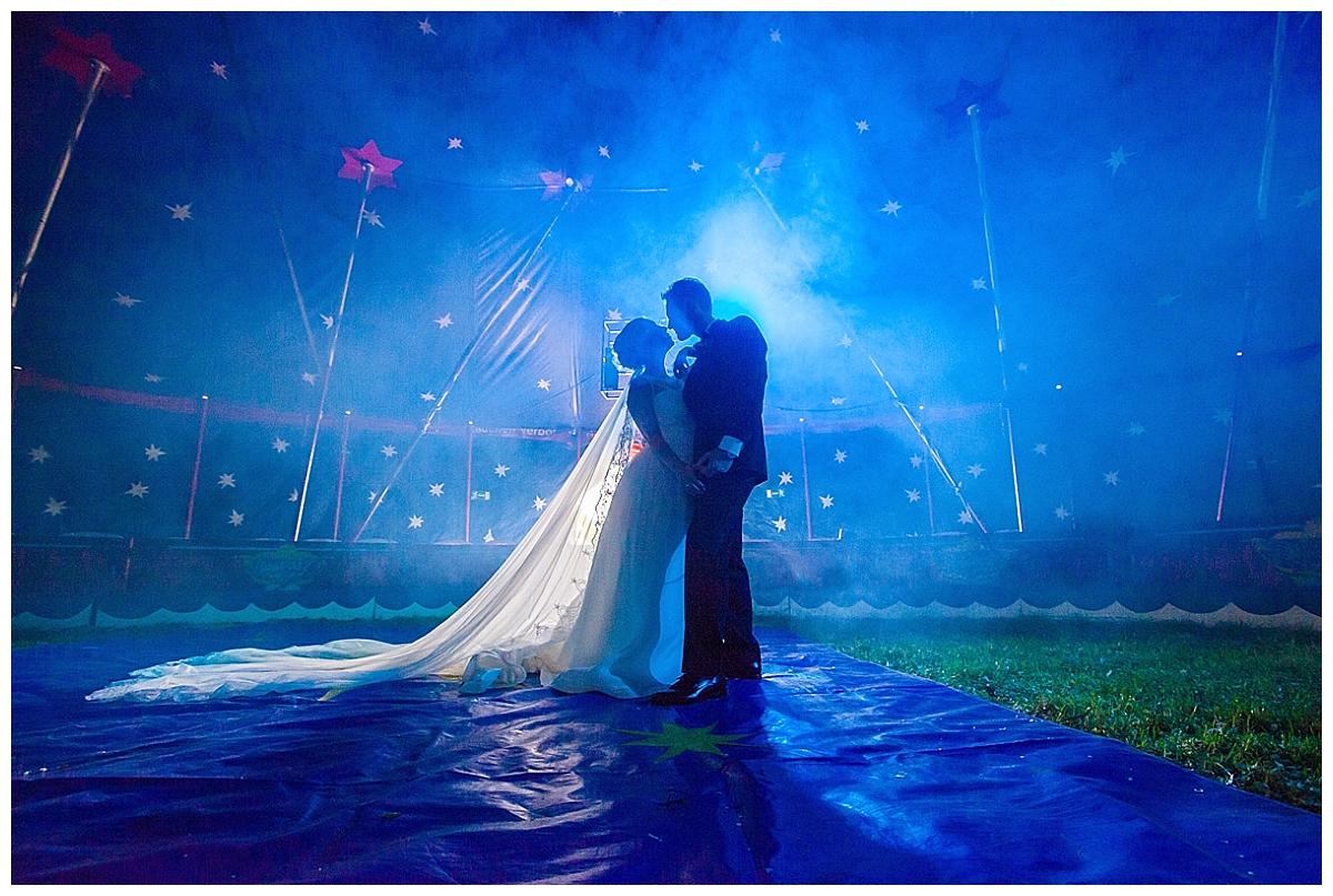 After Wedding Shooting im Zirkus von Angela Krebs | Verrueckt nach Hochzeit