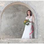 Braut, Kamel, Strand und wie daraus eine Inspiration für eure Hochzeit wird
