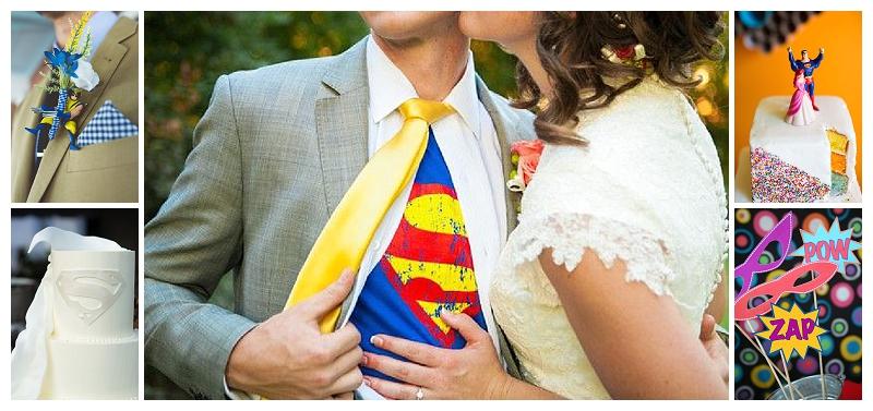 Verrueckt nach Hochzeit: 5 Dinge, die Hochzeiten lustiger machen - Superhelden