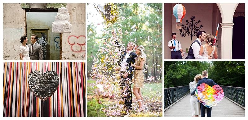 Verrueckt nach Hochzeit: 5 Dinge, die Hochzeiten lustiger machen - pinata