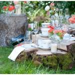 Garden Breeze – eine Inspiration für eure Gartenhochzeit
