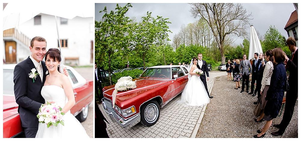 Picknick im Hochzeitsauto | Verrueckt nach Hochzeit