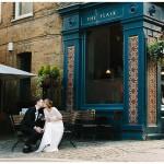Judith & Daniel – entspannte Hochzeit in London