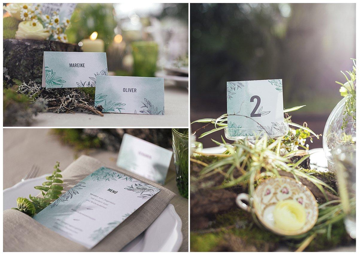Botanica - Inspiration für eine wilde Hochzeitsparty |k Verrueckt nach Hochzeit | Fotos: http://www.hochzeitsreportagen-koeln.de/