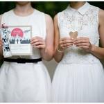 Juliana & Claire – intimes Hochzeitsfest in München