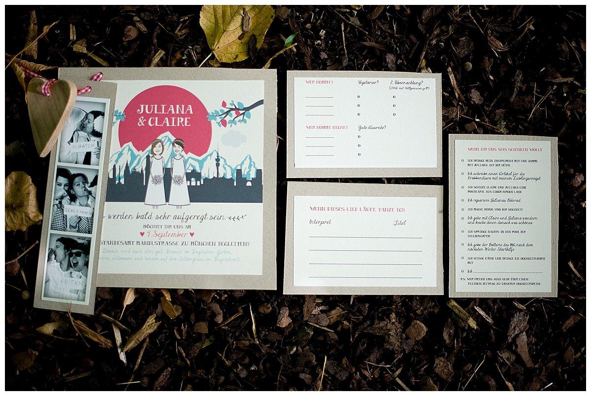 ... CLAIRE U0026 JULIANNE   Gleichgeschlechtliche Hochzeit In München |  Verrückt Nach Hochzeit | Foto: Http